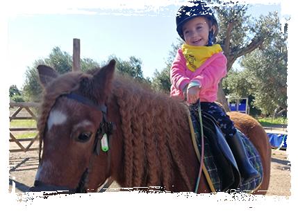 Iniciación a la equitación